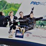 Известны победители парусных гонок PROyachting